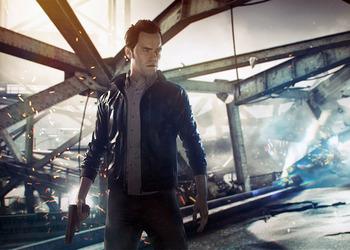 Снимок экрана Quantum Break