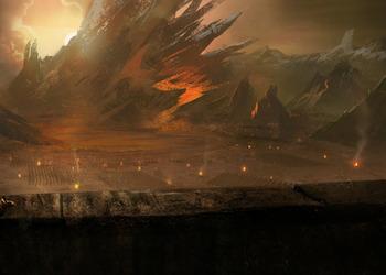 Концепт-арт Diablo III