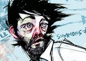 Даг Ратман в комиксе Portal